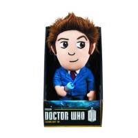 DOCTOR WHO 10TH DOCTOR MED TALKING PLUSH