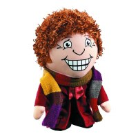 DOCTOR WHO 4TH DOCTOR MED TALKING PLUSH