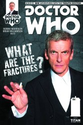DOCTOR WHO 12TH #6 SUBSCRIPTION PHOTO