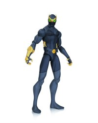 DC ANIMATED BATMAN VS ROBIN NINJA TALON ACTION FIGURE