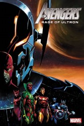 AVENGERS RAGE OF ULTRON BY OPENA POSTER