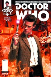 DOCTOR WHO 11TH #11 SUBSCRIPTION PHOTO