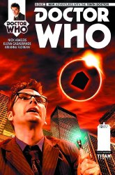 DOCTOR WHO 10TH #12 SUBSCRIPTION PHOTO