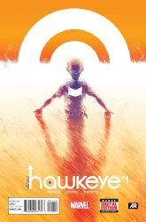 ALL NEW HAWKEYE -SET- (#1 TO #5)