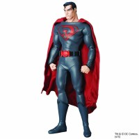 DC RED SON SUPERMAN REAL ACTION HEROES FIGURE