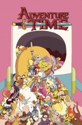 ADVENTURE TIME TP VOL 06