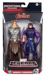 MARVEL LEGENDS AVENGERS HAWKEYE FIGURE