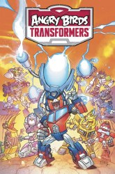 ANGRY BIRDS TRANSFORMERS TP AGE OF EGGSTINCTION