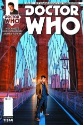 DOCTOR WHO 10TH #13 SUBSCRIPTION PHOTO