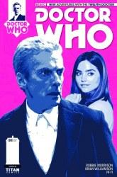 DOCTOR WHO 12TH #8 REG AJ