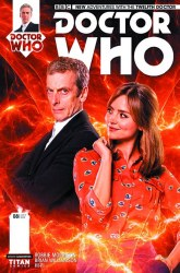 DOCTOR WHO 12TH #8 SUBSCRIPTION PHOTO