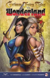 GRIMM FAIRY TALES VS WONDERLAND TP (MR)