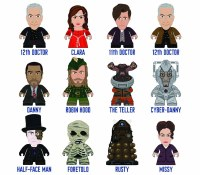 DOCTOR WHO TITANS SERIES 7 MYSTERY BOX