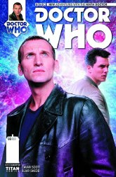DOCTOR WHO 9TH #3 (OF 5) SUBSCRIPTION PHOTO