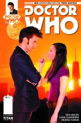 DOCTOR WHO 10TH #14 SUBSCRIPTION PHOTO