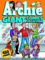 ARCHIE GIANT COMICS COLLECTION TP