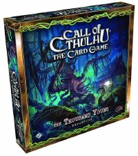 CALL CTHULHU LCG THE THOUSAND YOUNG EXP