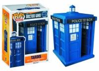 POP DOCTOR WHO TARDIS 6IN VINYL FIG