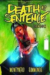 DEATH SENTENCE LONDON #2 SUBSCRIPTION SIMMONDS (MR)