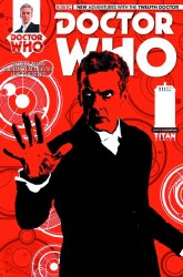 DOCTOR WHO 12TH #11 SUBSCRIPTION PHOTO