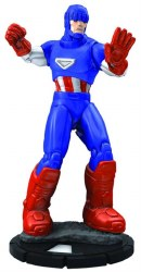 MARVEL HEROCLIX CAPTAIN AMERICA SENTINEL FIG