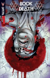 BOOK OF DEATH FALL OF BLOODSHOT #1 CVR A SANDOVAL (ONE SHOT)