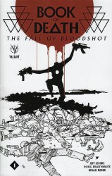 BOOK OF DEATH FALL OF BLOODSHOT #1 CVR B PALO (ONE SHOT)
