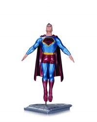 SUPERMAN MAN OF STEEL STATUE BY DARWYN COOKE