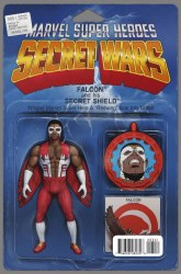 SECRET WARS #5 (OF 8) CHRISTOPHER ACTION FIGURE VAR