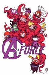 A-FORCE (2015) #1 BY YOUNG POSTER