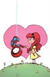 AMAZING SPIDER-MAN RENEW YOUR VOWS #1 BY YOUNG POSTER