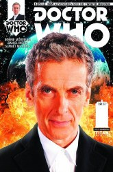 DOCTOR WHO 12TH #12 SUBSCRIPTION PHOTO