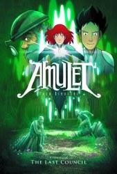 AMULET HC VOL 04 LAST COUNCIL