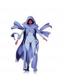 DC COMICS DESIGNER DODSON EARTH 1 TT STARFIRE ACTION FIGURE