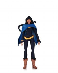 DC COMICS DESIGNER DODSON EARTH 1 TT RAVEN ACTION FIGURE