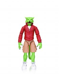 DC COMICS DESIGNER DODSON EARTH 1 TT BEAST BOY ACTION FIGURE