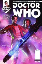 DOCTOR WHO 11TH YEAR 2 #2 REG RONALD