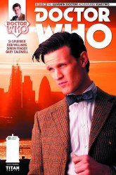 DOCTOR WHO 11TH YEAR 2 #2 SUBSCRIPTION PHOTO