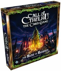 CALL CTHULHU LCG MARK OF MADNESS EXP