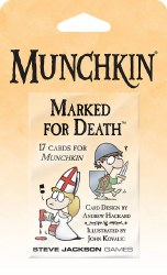 MUNCHKIN MARKED FOR DEATH PACK