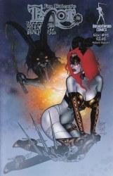 TAROT WITCH OF THE BLACK ROSE #95 CVR B (MR)