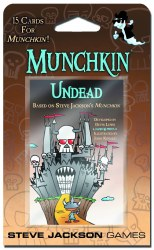MUNCHKIN UNDEAD PACK