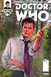 DOCTOR WHO 10TH YEAR 2 #5 BROOKS SUBSCRIPTION PHOTO