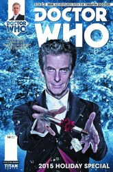 DOCTOR WHO 12TH #16 BROOKS SUBSCRIPTION PHOTO