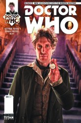 DOCTOR WHO 8TH #4 (OF 5) SUBSCRIPTION PHOTO