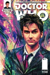DOCTOR WHO 10TH YEAR TWO #6 REG ZHANG