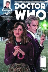 DOCTOR WHO 12TH YEAR TWO #2 BROOKS SUBSCRIPTION PHOTO