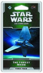 STAR WARS CARD GAME FOREST MOON FORCE PACK