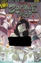 ZOMBIE TRAMP ONGOING #19 RISQUE VAR (MR)