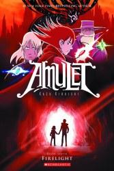 AMULET SC VOL 07 FIRELIGHT